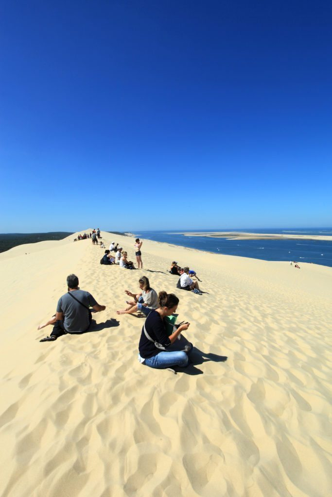 The Pilat Dune Arcachon Bay