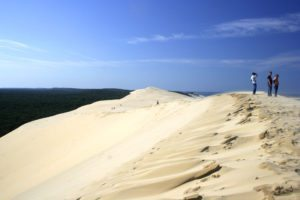 Dune du pilat automne