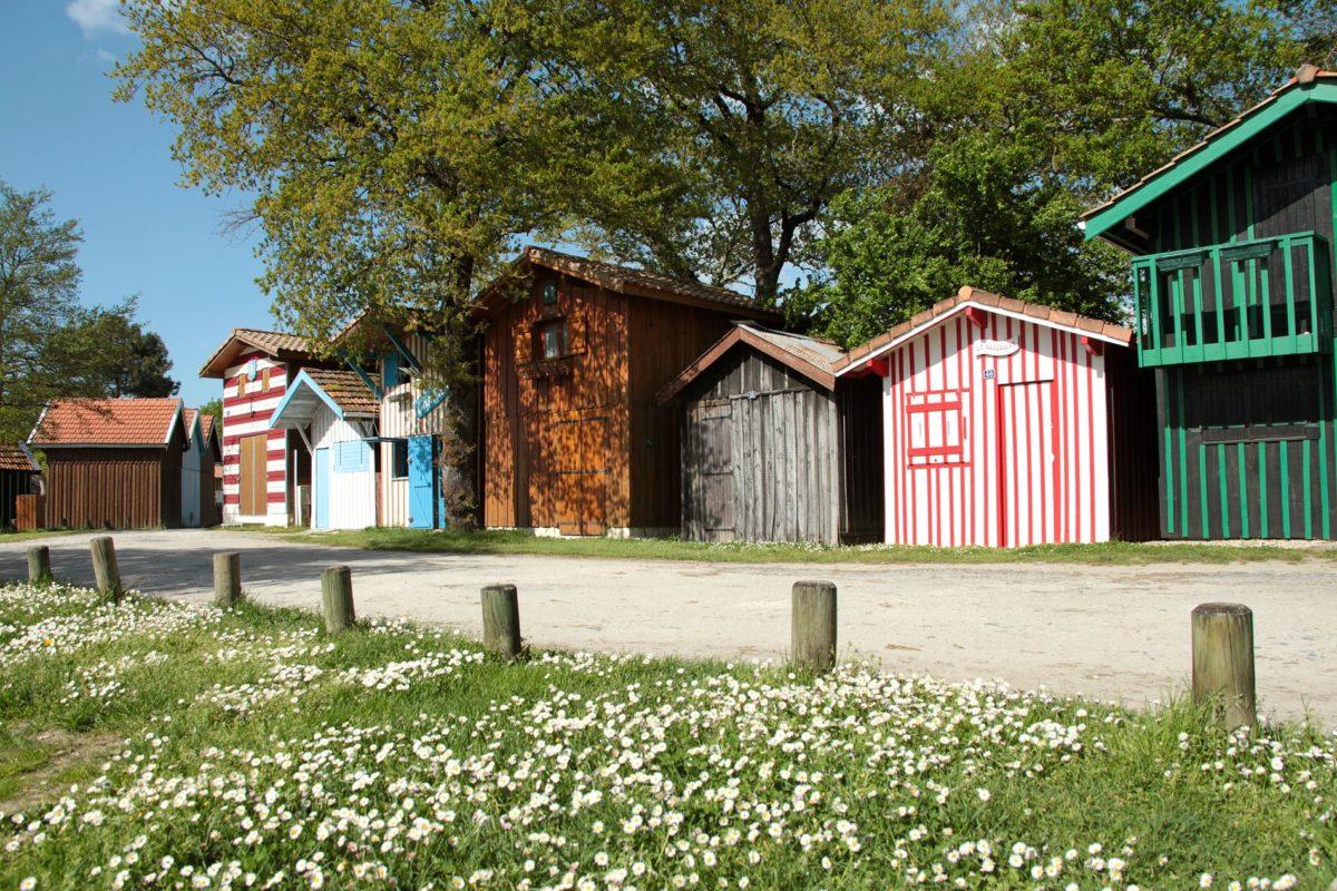 Port de biganos bassin d arcachon - Office de tourisme biganos ...
