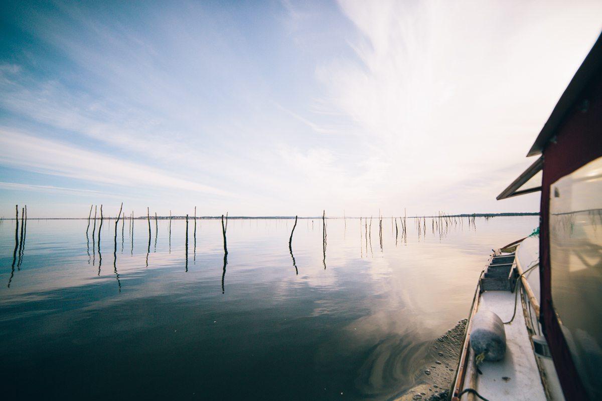 1 semaine sur le bassin des activit s du soir au matin bassin d 39 arcachon - Lege cap ferret office de tourisme ...