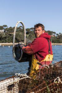 Sortie en bateau de pêche sur le Bassin d'Arcachon
