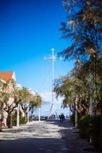La Croix des Marins à Arcachon