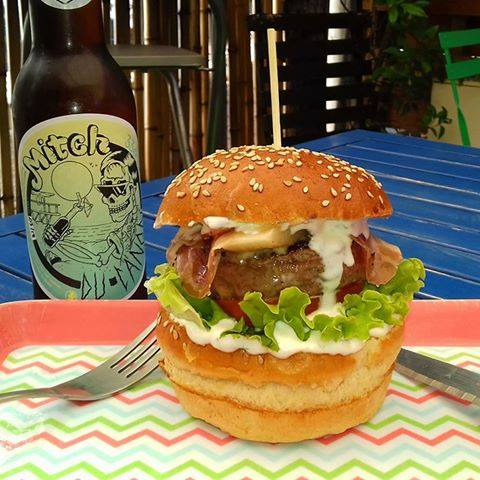 Garden Burger Andernos
