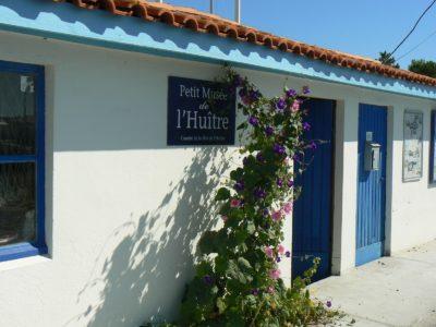 Visite du Petit Musée de l'Huître à Andernos