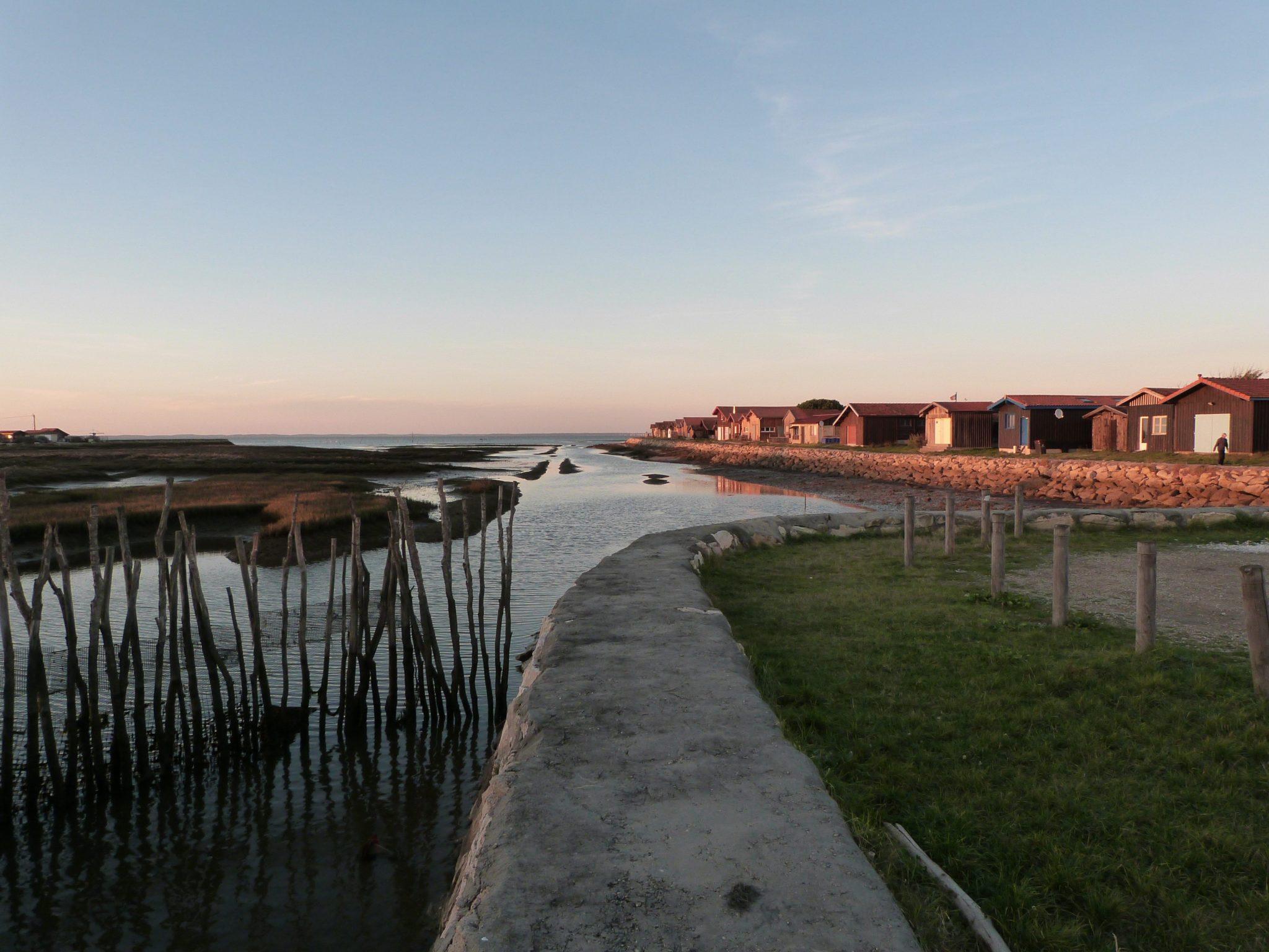 Les couchers de soleil du bassin d 39 arcachon bassin d arcachon - Office de tourisme biganos ...