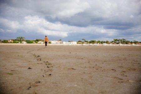 Pêche à pied sur le Bassin d'Arcachon