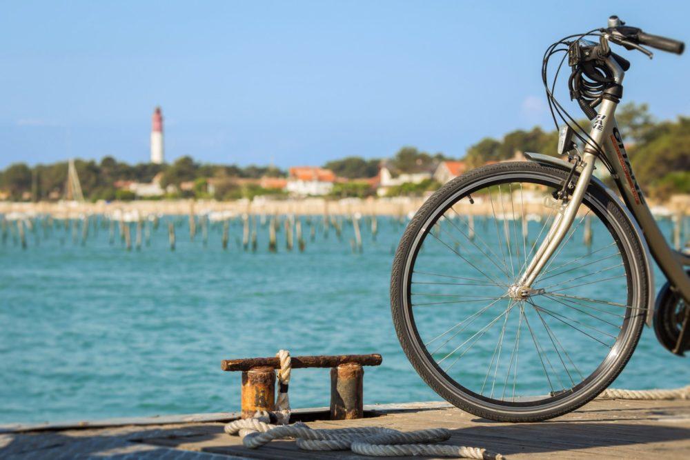 Bassin By Bike Arcachon Bay