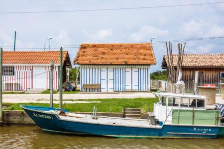 Port d'Audenge - Photo à la Une