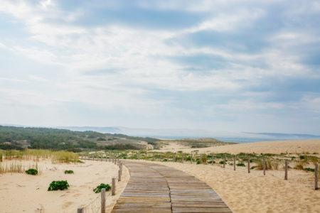 Comment aller à la plage au Cap Ferret ?