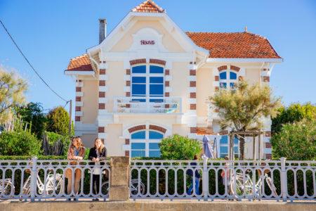 Les belles villas à Andernos