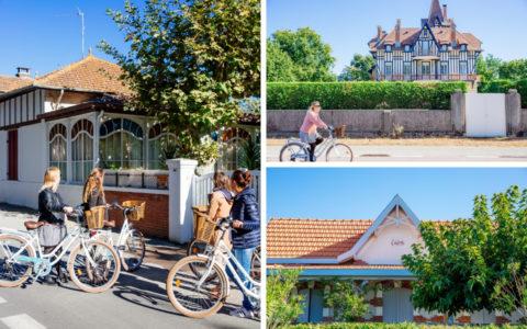 Une balade à vélo dans les ruelles d'Andernos-les-Bains