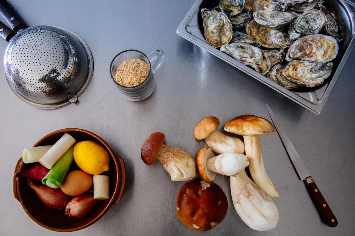 cuisine bassin arcachon