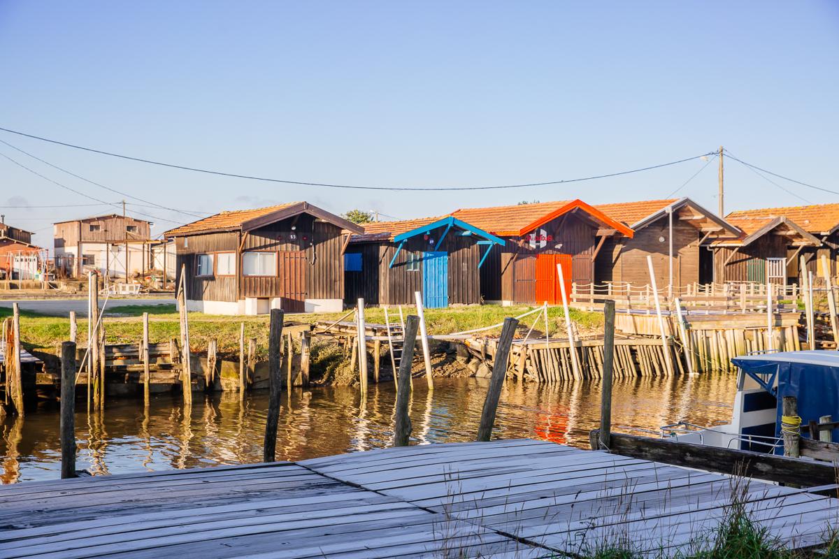 cabane à huître, bassin d'Arcachon
